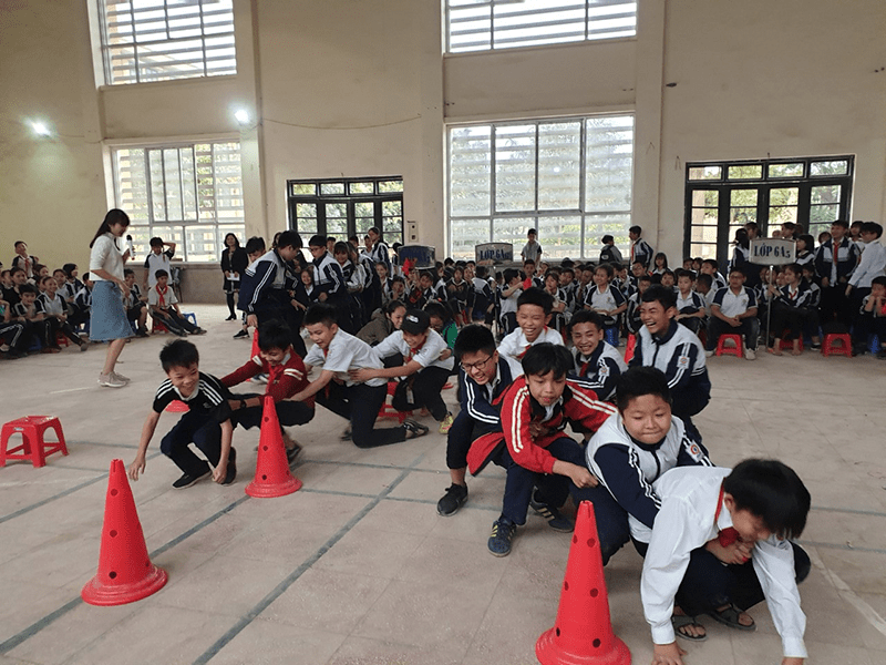 Hoạt động giáo dục thể chất ngoài giờ lên lớp