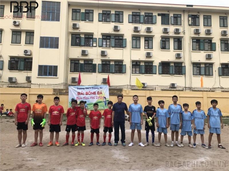 Giải bóng đá nam của trường THCS Dương Xá