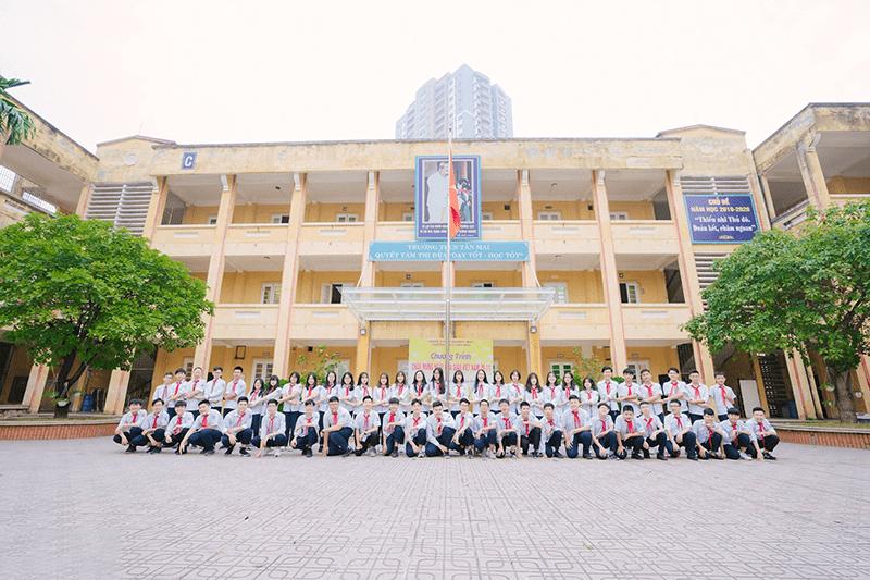 Trường THCS Tân Mai - Phường Tân Mai