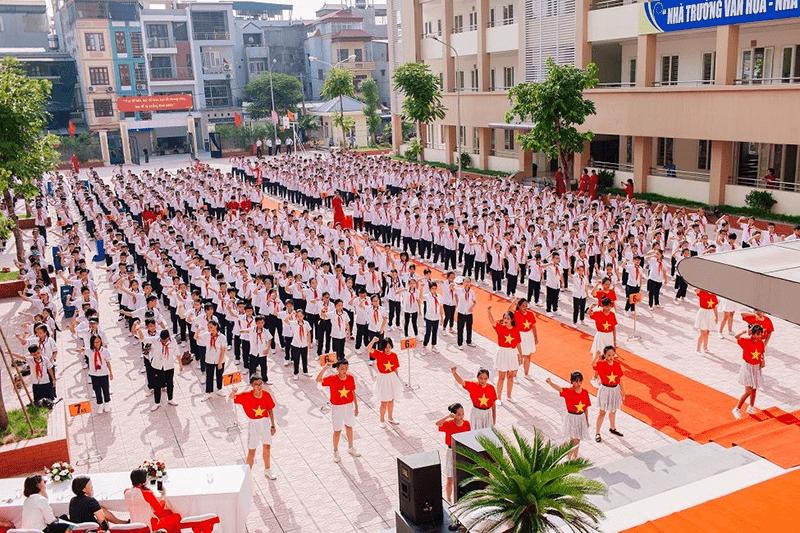Trường THCS Thịnh Liệt - Phường Thịnh Liệt