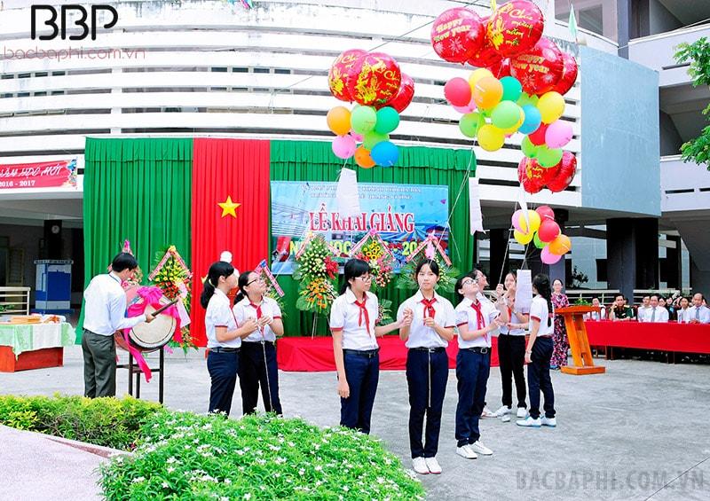 Trường THCS Xuân La - quận Tây Hồ, Hà Nội