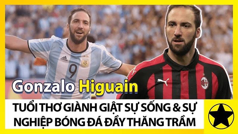 Gonzalo Higuain - cầu thủ người Argentina gốc Pháp