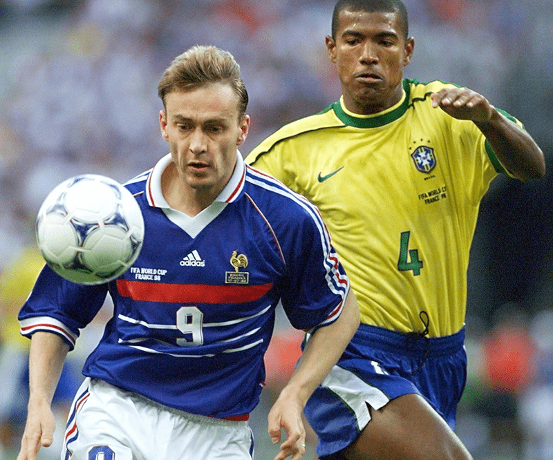 Stéphane Guivarc'h - cầu thủ người Pháp