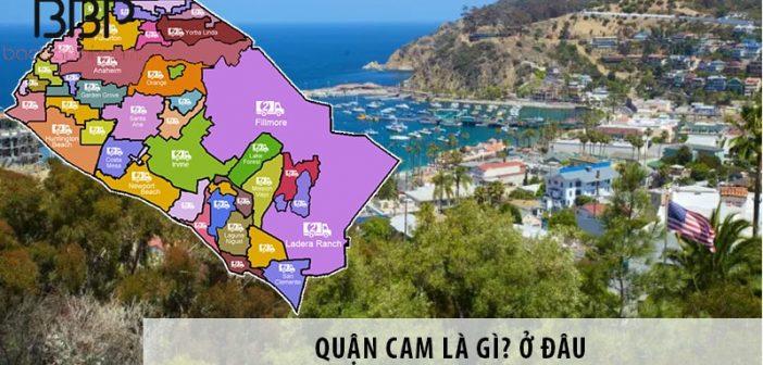 Quận Cam là gì? Tại sao quận Cam nổi tiếng với người Việt?