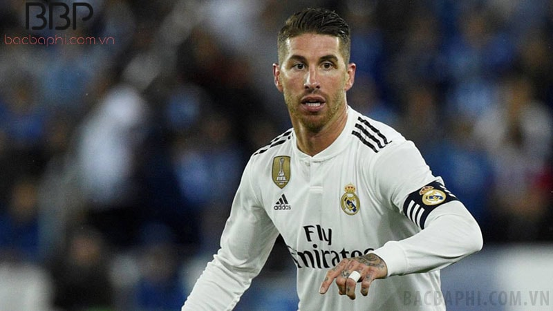 Sergio Ramos - hậu vệ cánh trái có tốc độ nhanh như gió