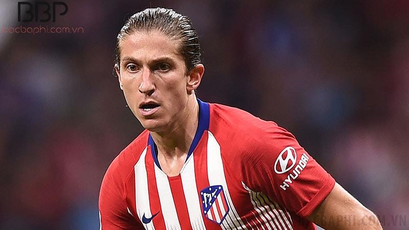 Filipe Luis - hậu vệ trái không thể thay thế tại Atletico Madrid