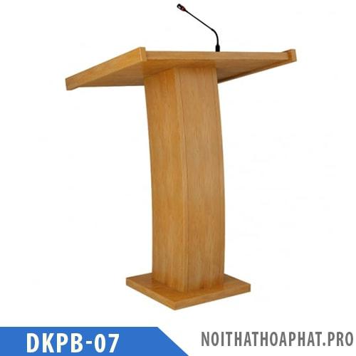 Bục phát biểu Đức Khang DKPB-07