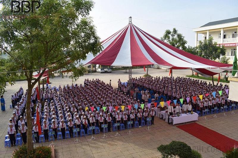 Trường THCS Trưng Vương