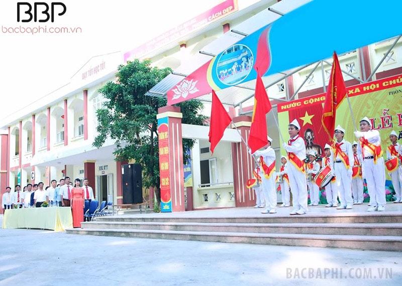 Trường THCS Đại Thịnh