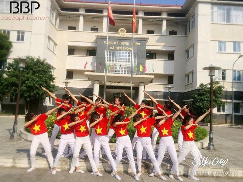 """Trường THCS Tiền Phong tham gia cuộc thi """"Tiếng hát thầy và trò"""" do huyện Mê Linh tổ chức"""