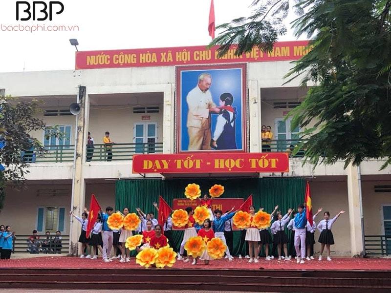Hoạt động chào mừng Ngày nhà giáo Việt Nam 20-11