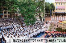 Gợi ý lựa chọn trường THPT chất lượng tại quận Từ Liêm