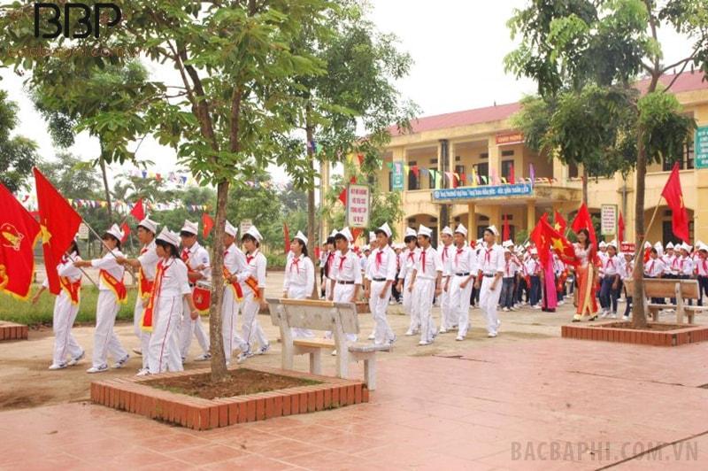 Trường THCS Hồng Sơn