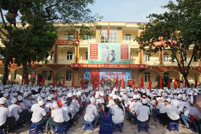 Trường THCS Tân Lập