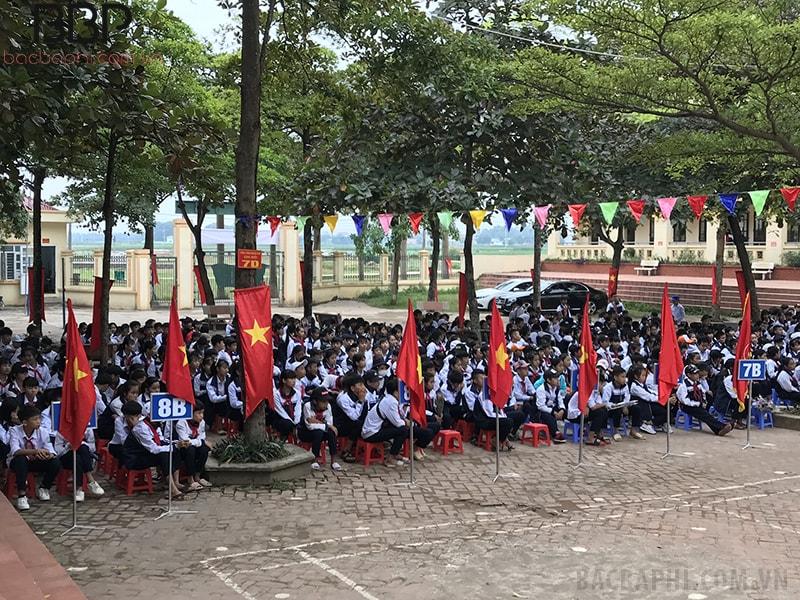 Trường THCS Đồng Thái