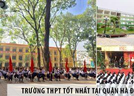 Gợi ý chọn trường cấp 3 cho học sinh tại quận Hà Đông