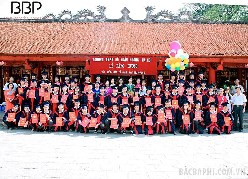 Trường THPT Hồ Xuân Hương
