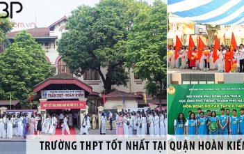 Gợi ý trường cấp 3 THPT tốt nhất tại quận Hoàn Kiếm