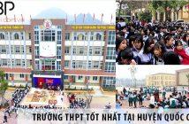Top trường cấp 3 THPT công lập tốt nhất tại huyện Quốc Oai