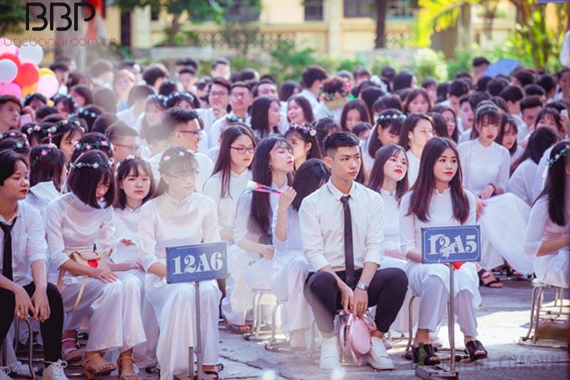 Trường THPT Đan Phượng - thị trấn Phùng