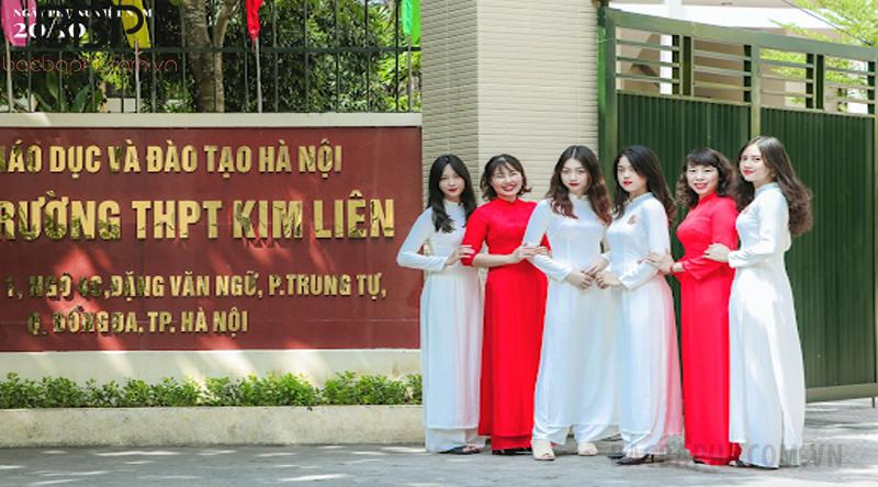 Trường THPT Kim Liên