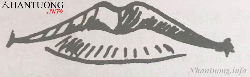Tướng miệng rồng