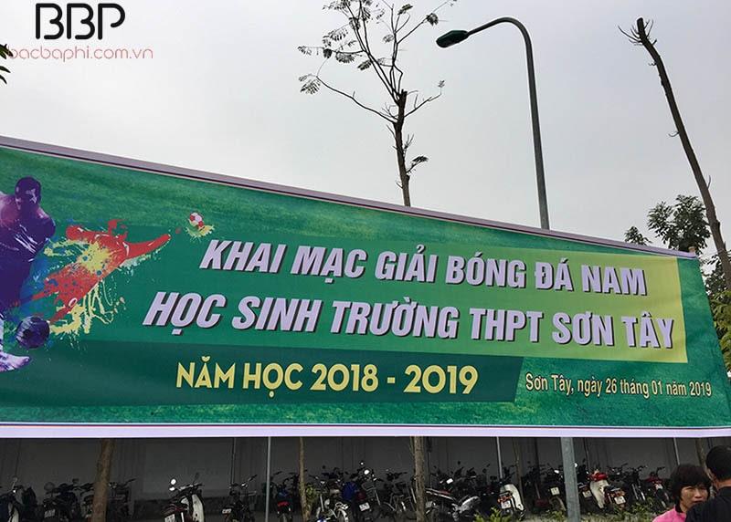 Gợi ý chọn trường cấp 3 THPT tốt nhất tại thị xã Sơn Tây 1