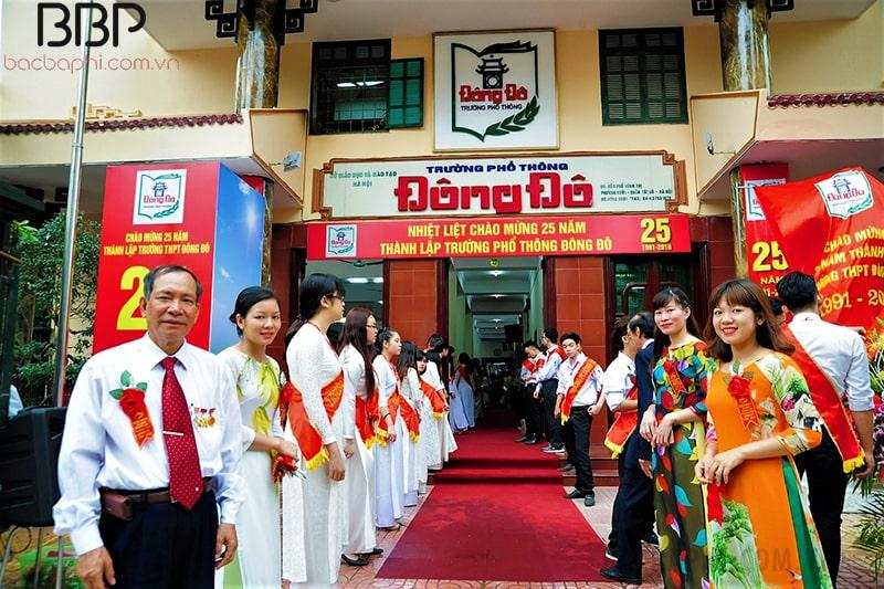 Trường THPT dân lập Đông Đô