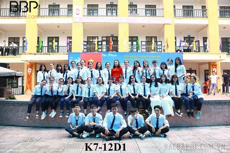 Trường THPT Bắc Thăng Long