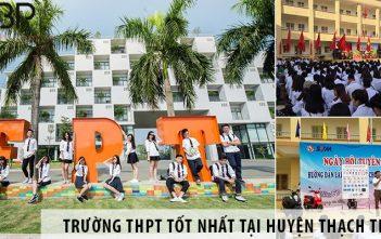 Gợi ý chọn trường cấp 3 tốt nhất tại huyện Thạch Thất