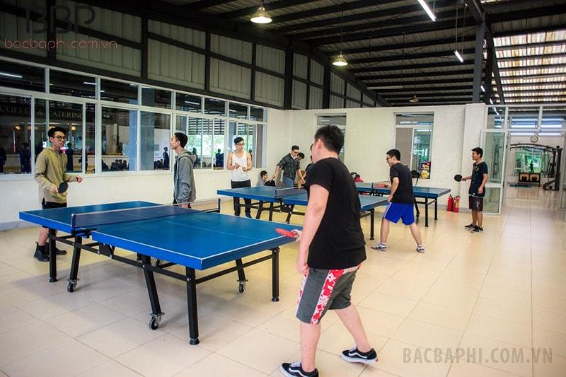 Phòng tập thể dục thể thao