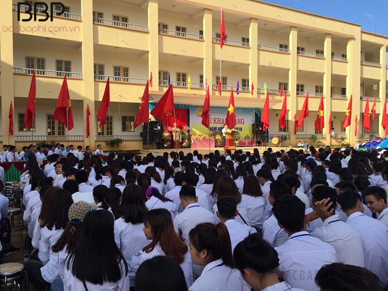 Trường THPT Bắc Lương Sơn - xã Yên Bình