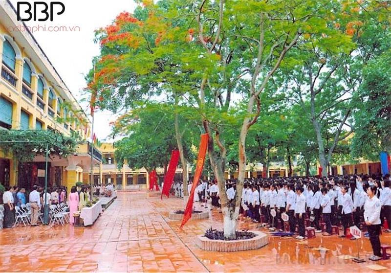 Trường THPT Ngô Thì Nhậm