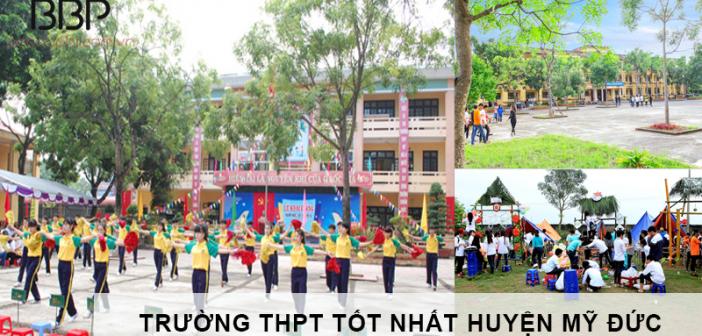 Trường THPT tốt nhất huyện Mỹ Đức
