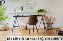 Mua bàn làm việc tại nhà Hà Nội cho người tuổi Mão