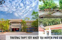 3 trường cấp 3 THPT công lập tốt tại huyện Phú Xuyên