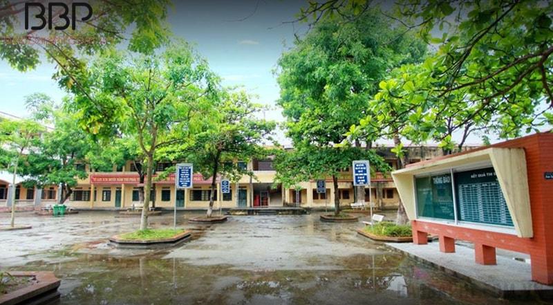 Trường THPT Phú Xuyên A - thị trấn Phú Xuyên
