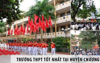 Top 3 trường cấp 3 THPT tốt nhất tại huyện Chương Mỹ