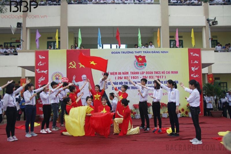 Trường THPT Trần Đăng Ninh - xã Hoa Sơn