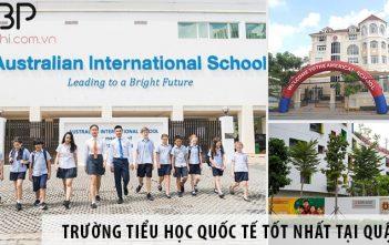 Top 6 trường tiểu học Quốc tế tốt nhất tại quận 2, TP HCM