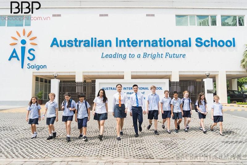 Trường Quốc tế Úc (AIS) - phường An Phú
