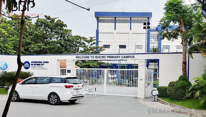 Trường Quốc tế TP HCM - phường An Phú