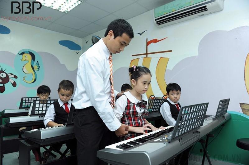 Trường Quốc Tế Châu Á Thái Bình Dương - phường Đa Kao