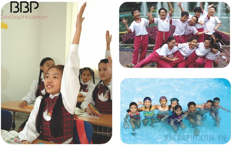 Hoạt đông ngoại khóa tại trường Quốc Tế Châu Á Thái Bình Dương