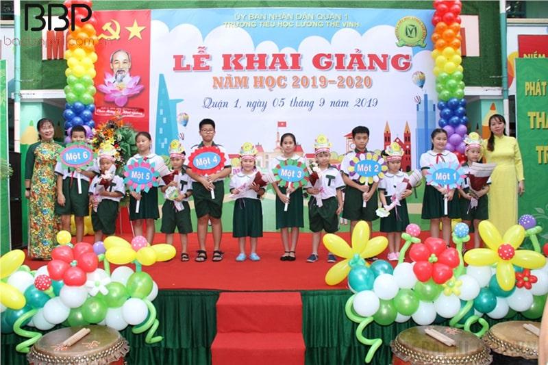 Trường tiểu học Lương Thế Vinh - phường Cô Giang