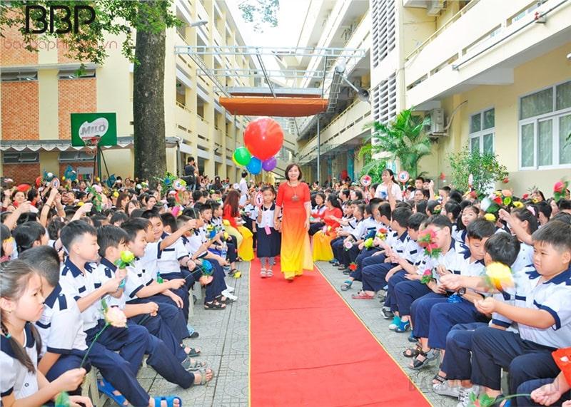 Trường tiểu học Nguyễn Bỉnh Khiêm - phường Bến Nghé