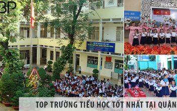 Top 5 trường tiểu học tốt nhất tại Quận 3, TP HCM