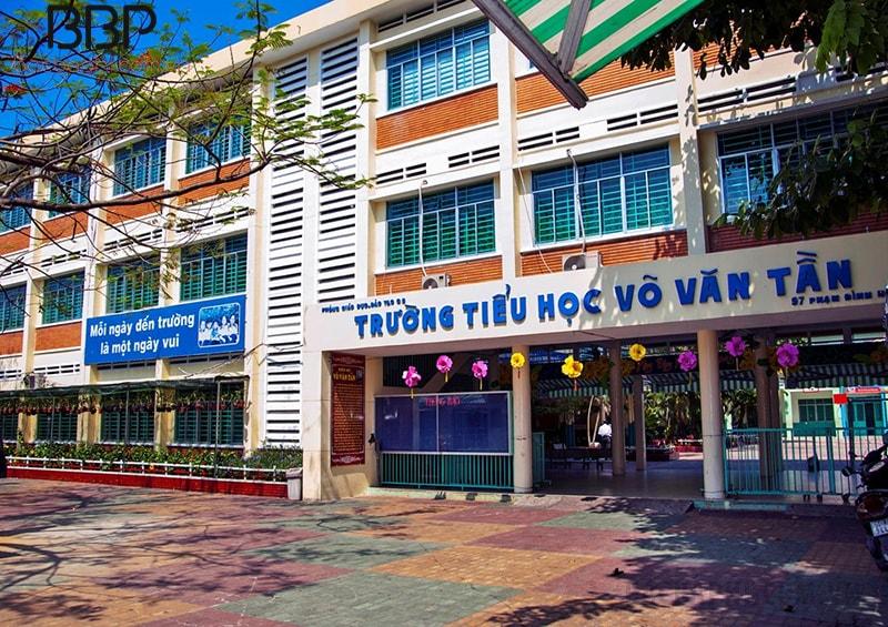 Trường tiểu học Võ Văn Tần - phường 6