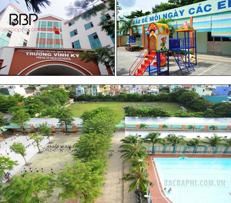 Trường tiểu học Trương Vĩnh Ký - Phường 7