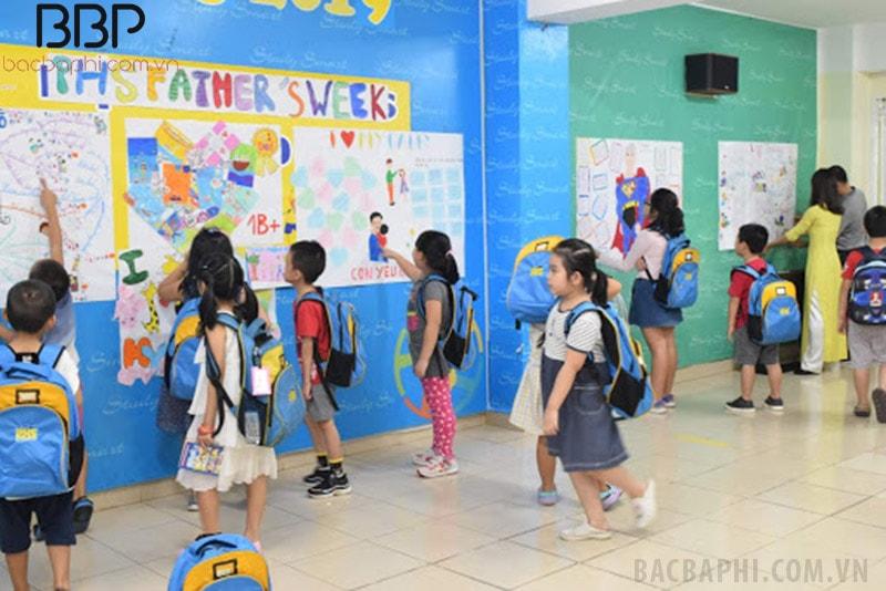Trường tiểu học Thái Bình Dương - Phường 2